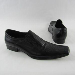 Steve Madden  Leather Upper Loafers